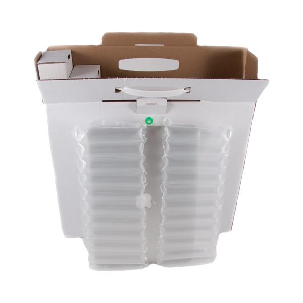Inflatable packaging for MacBook | Laptop Packaging